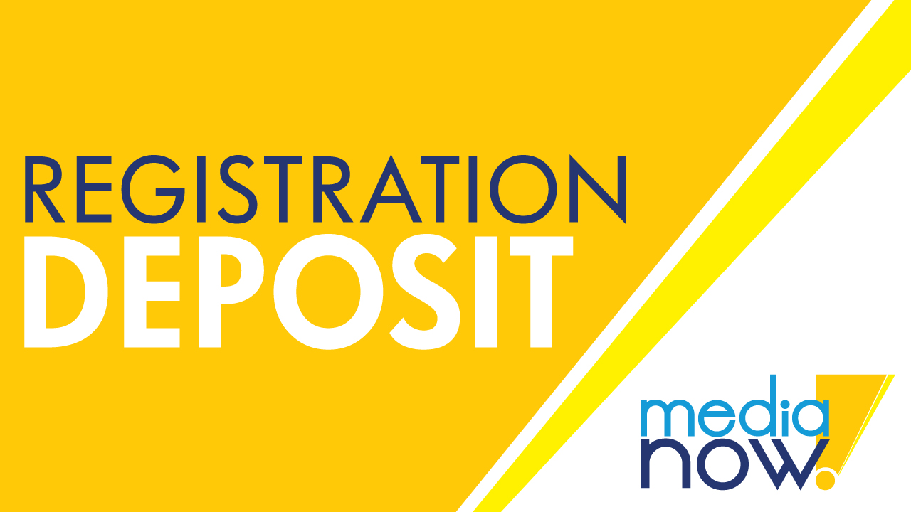 Deposit For Registration
