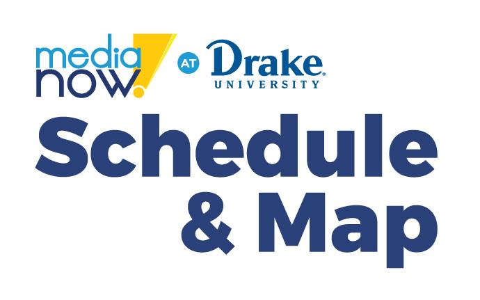 Drake Map & Camp Schedule