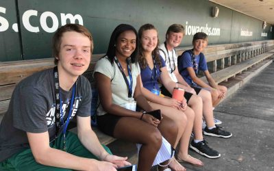 Class Spotlights: Sports Journalism with Ted Bryant