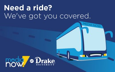 Need a Ride to Drake? Take the Bus!