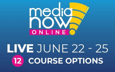 Announcing Media Now Online