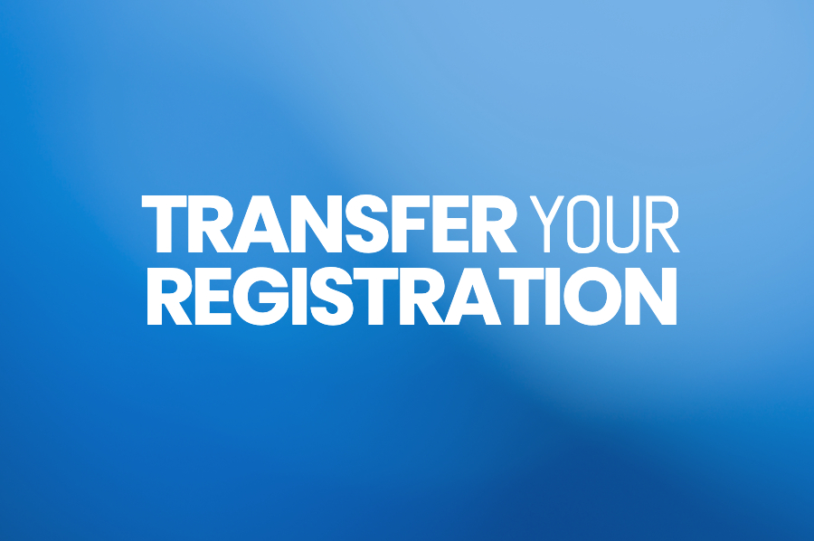 Transferring Your Registration